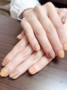 hand nail
